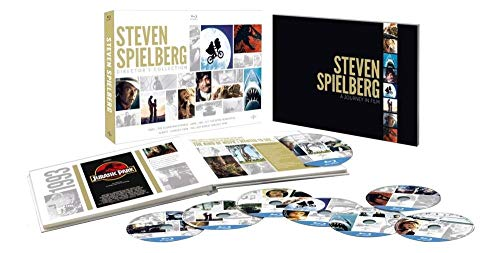 Coffret Steven Spielberg [Francia] [Blu-ray]