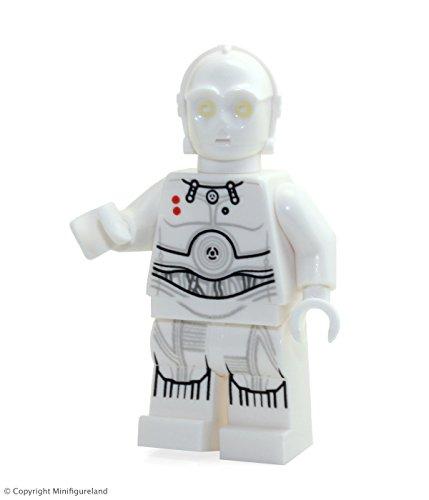LEGO Minifigura de Star Wars K-3PO (de Hoth Set 75098)