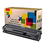 Samsung MLT-D101S Toner for Samsung ML-2165 ML-2165W SCX-3405FW SF-760P(Up to 1,500 Pages at 5% coverage)