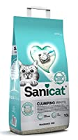 White clumping litter for a clean and fresh tray every day. Coarse granules reduce tracking and sticking to paws. Oxygen neutralizes unpleasant odours efficiently for superior hygiene and odour control.