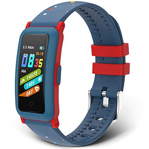 moreFit Kids Fitness Tracker,Waterproof Activity Tracker Watch for...