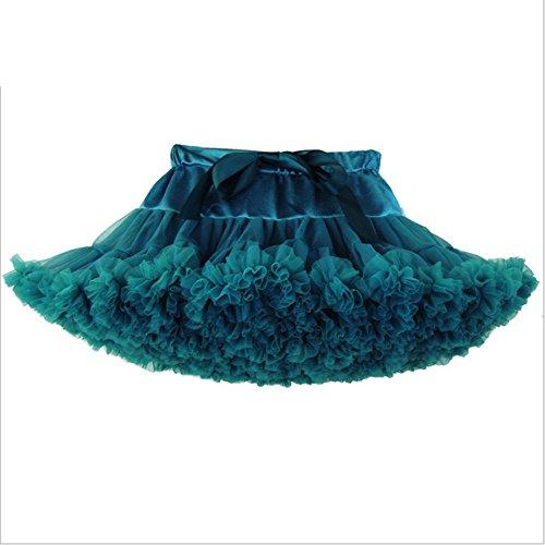 Women's Blue Tutu - Jysport Tutu / Pettirock für Partykleid