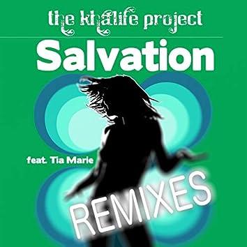 Salvation (feat. Tia Marie) [Remixes]
