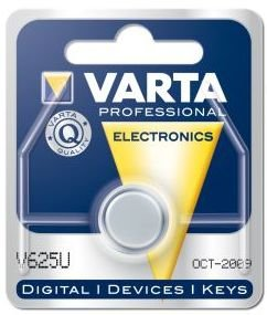 Varta Batterie V 625 Batterien
