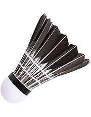 Black Badminton Game Training Sport Fitness artículos Deportivos