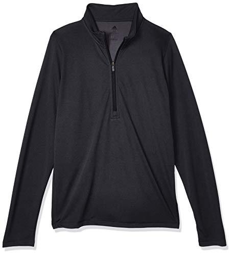 adidas - Fitness-Longsleeves für Herren in Black, Größe L