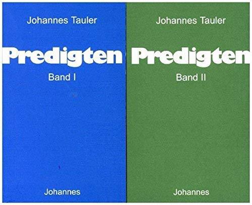 Predigten (Sammlung Christliche Meister) set of 2