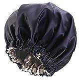 Satin Bonnet Silk Bonnet Hair Bonnet For Sleeping Satin Bonnet For Natural Hair Bonnets For Women Silk Bonnet For Natural Hair