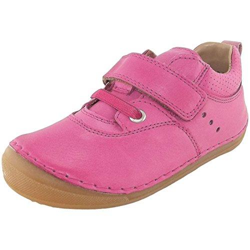 Froddo G2130133 G2130133-3 Mädchen Klettschuhe, pink (Fuchsia), Gr. 20