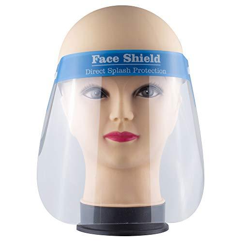 Gesichtsschutzschild Schutzvisier Face Shield Visier Augenschutz Gesichtsschutz Schutzschild Gesichtsvisier