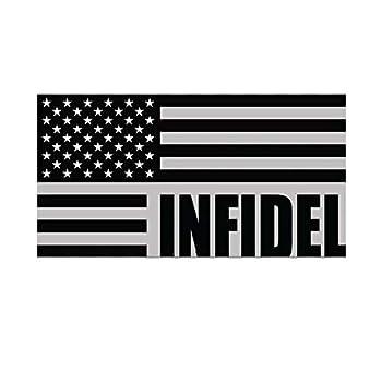 Best infidel bumper sticker Reviews