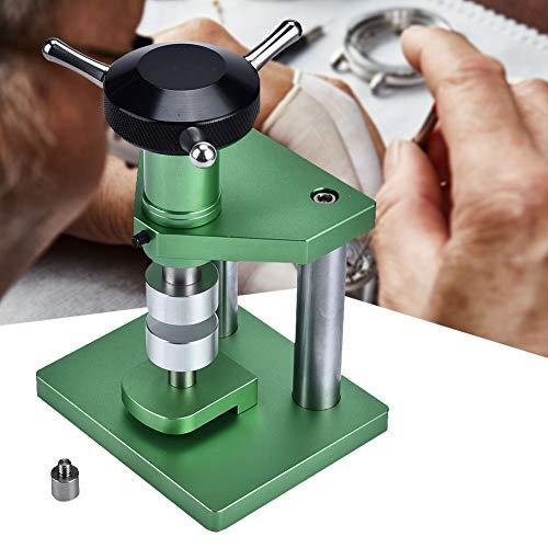 Pangdingk Verschließmaschine, Multifunktions-Uhr zurück Fall Deckung Drücken Reparatur Tool Kit für Uhrmacher
