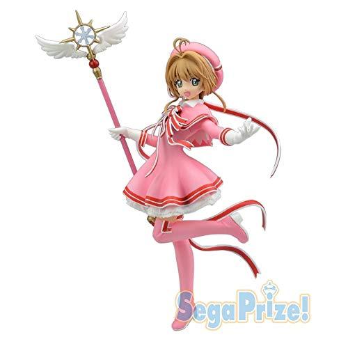 SEGA Cardcaptor Sakura clear card ed premium figure