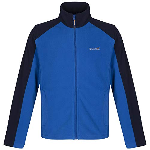 Regatta Hedman II Polaire Homme, Navy, FR (Taille Fabricant : XL)