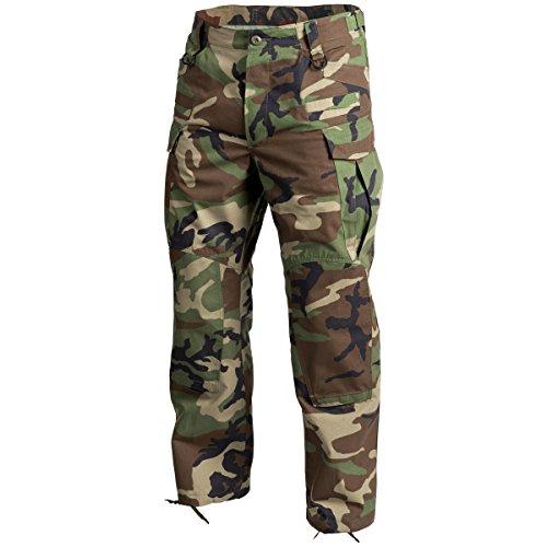 Helikon Hommes SFU Next Pantalons US Woodland Polycoton Ripstop Taille XL