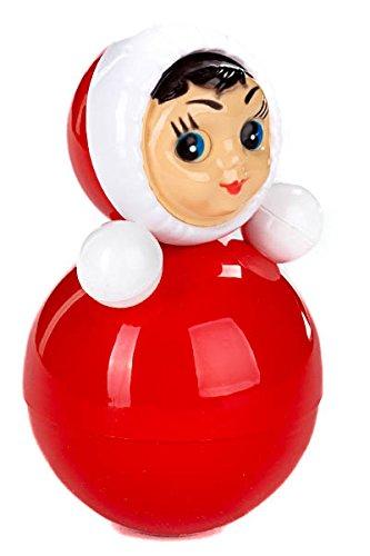 Our toy Tiny Little Masha (15cm) Неваляшка маленькая Маша (15см.) Nevalyashka malen'kaya Masha (15sm.)