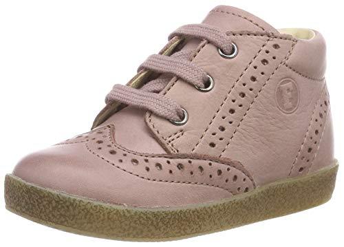 Falcotto Baby Mädchen Cupido Sneaker, Pink (Rosa Antico 0m01), 26 EU