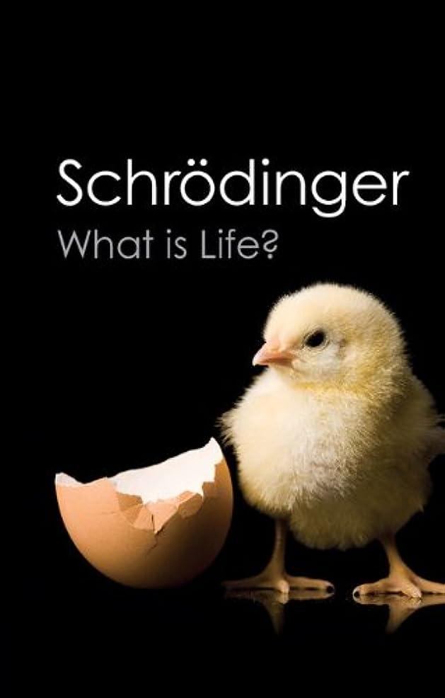 反対した発見するアミューズメントWhat is Life? (Canto Classics)