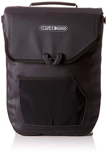 Ortlieb Unisex - Bolsa para Bicicleta E-Mate, Color Negro, Talla única