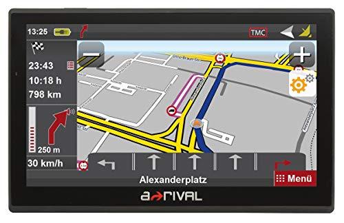"ARIVAL - Navigatore satellitare XEA703T EU Truck, schermo da 17,5 cm (7""), cartina Europa"