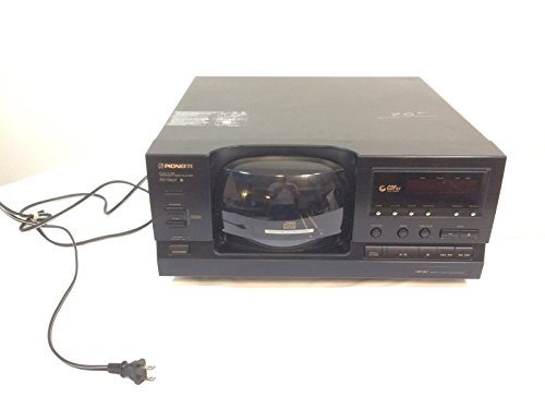 Pioneer PD-F807 101 Discs CD-File Type-Compact Disc Player …