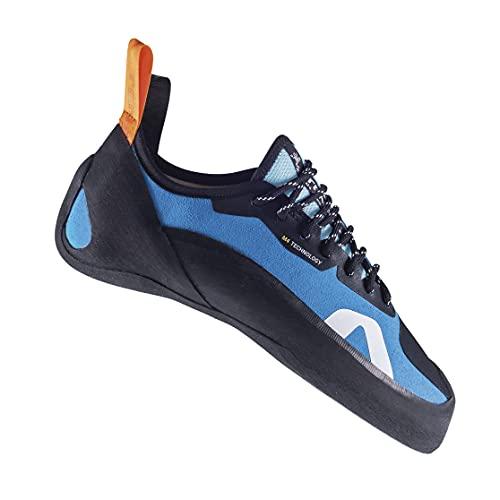 Tenaya Tanta Lace Rock Climbing Shoes, (M 5.0, W 6.0) Blue