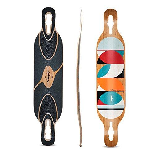 Unbekannt Loaded Dervish Sama Flex 1 Longboard - Deck only Flex1: 80kg-125kg