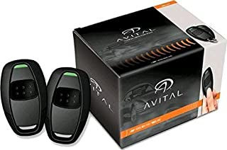 Avital 4115L Avistart Remote Start with Two 1-Button Controls