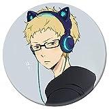 Ailin Online Anime Haikyuuu!!Broche insignia botón pines para mochila, vaqueros, gorras, cinturón de guitarra