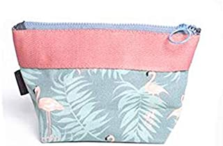 Women Girls Portable Travel Toiletry Bag Zipper Cosmetic Makeup Pouch BG-TR003