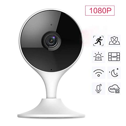 SMX Home Camera, Security Camera Systeem Cam Emergency Reactie, Geluidsanalyse, Nachtzicht, App voor Nanny Monitor