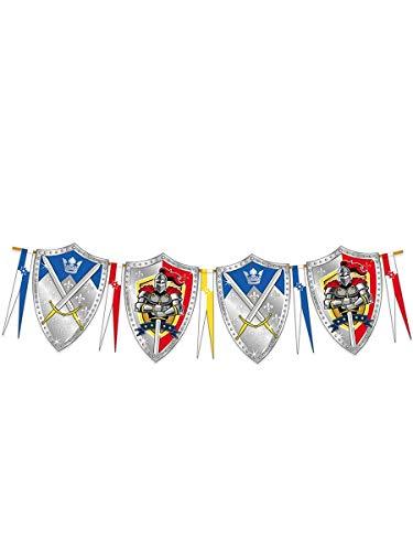 Folat Vlaggenlijn Knights 6m /STK