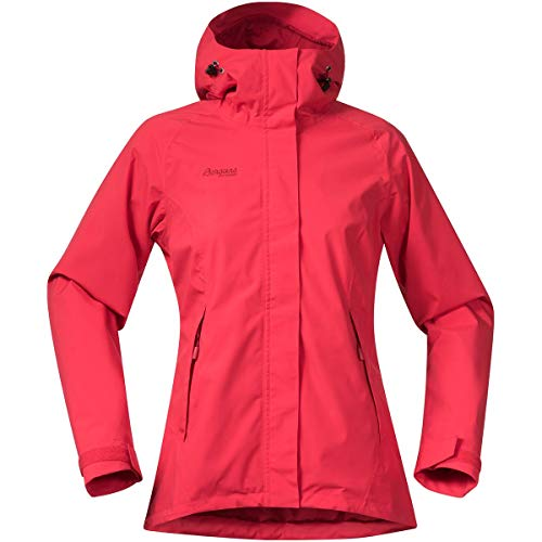 Bergans Damen Ramberg Jacke, Strawberry-red, XL