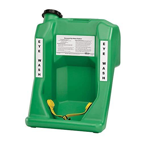 Sellstrom Gravity-Flow Portable Personal Eye Wash Station, 6 Gallon, S90306