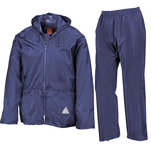 Result Heavyweight Waterproof Jacket + Trouser Set