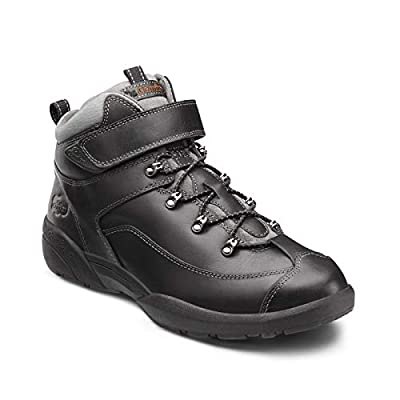 Dr. Comfort Ranger Therapeutic Diabetic Extra Depth Hiking Boot Leather Lace 6a67fe7ff1