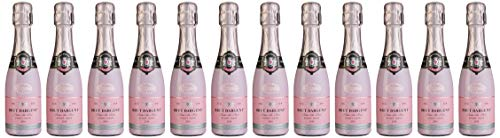 Brut Dargent Ice Rosé Pinot Noir Sekt (12 x 0.2 l)