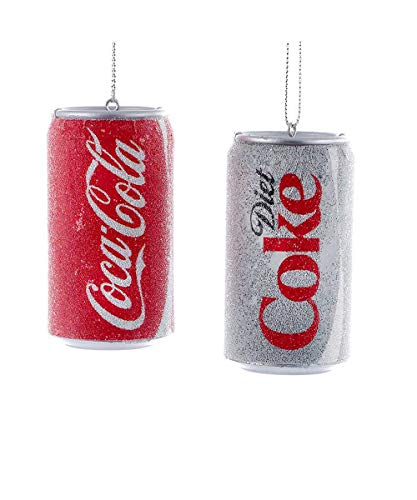 """Kurt S. Adler Coke Ornaments 4.5"""""""