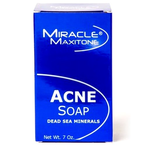 Miracle Maxitone Swiss Acne Soap 200g