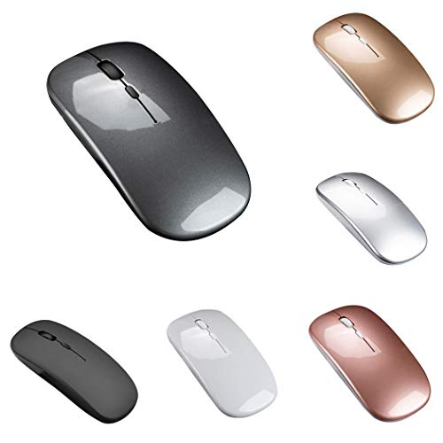 Mouse sottile in vari colori