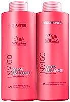 Kit Shampoo + Cond. Invigo Color Brilliance Tamanho Profissional Wella
