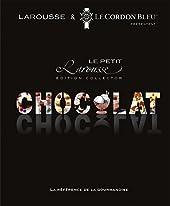 Petit Larousse du chocolat d'Ecole Le Cordon Bleu