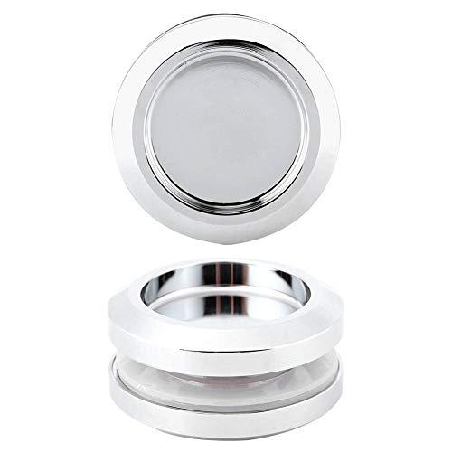 【𝐕𝐞𝐧𝐭𝐚 𝐑𝐞𝐠𝐚𝐥𝐨 𝐏𝐫𝐢𝐦𝐚𝒗𝐞𝐫𝐚】Tirador de puerta corredera, tirador redondo resistente y tirador de puerta empotrado para puerta de vidrio Puerta de baño