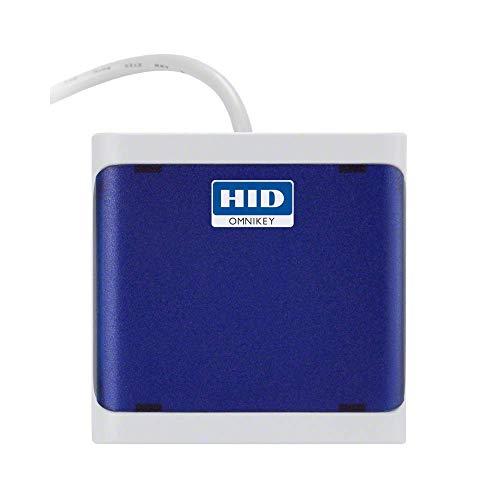HID Omnikey 5027 Smart-Kartenleser, Dunkelblau – R50270001