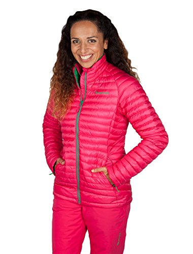 Grifone Wiwaxy (Packable) Chaqueta, Mujer, Rosa Claro, L