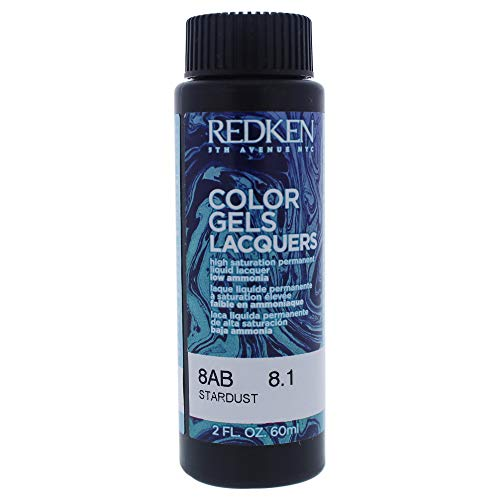 Redken Color Gels Lacquers Haarfarbe 8AB STARDUST 60 ml