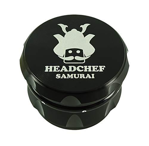 Head Chef Samurai Negro