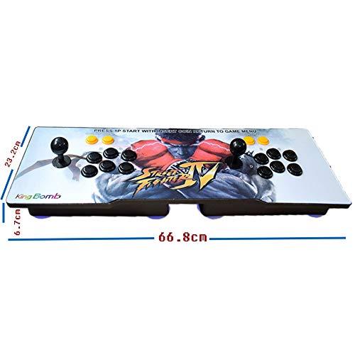 Pandora's Box 5S Arcade Game Console 1299 en 1 TV Juego de videojuegos con 2...