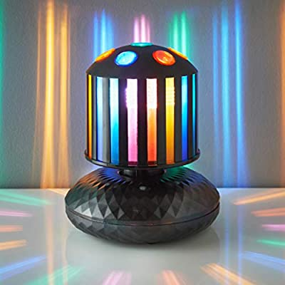 "Global Gizmos 55109 5"" Disco Light 