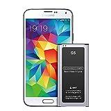 EMNT Batterie pour Samsung Galaxy S5 2800mAh Batterie s5 d'origine de Lithium-ION...